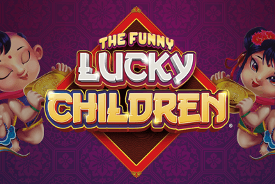 Video Slot - Multigame LAP - Link Me - The Funny Lucky Children