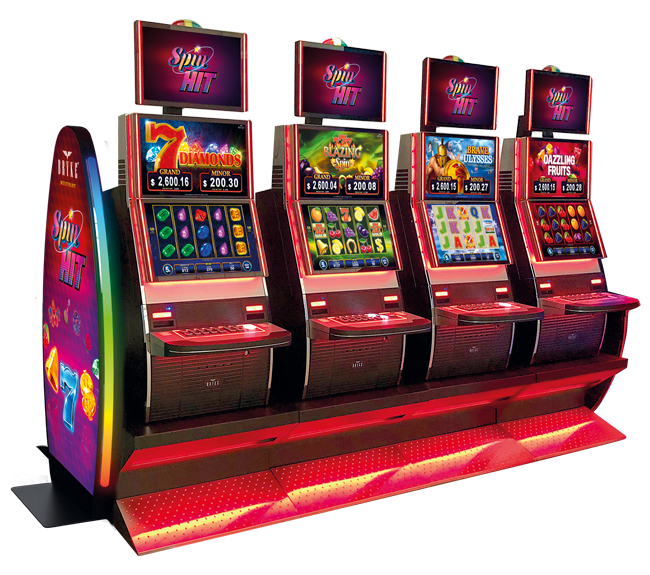 Video Slot - Multigame Standalone - Spin Hit