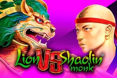 Lion VS Shaolin Monk