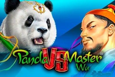 Panda VS Master Wu