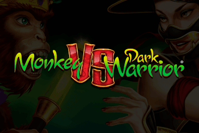 Video Slot - Multigame LAP with SynchroScreens - 88 Link Wild Duels - Monkey VS Dark Warrior