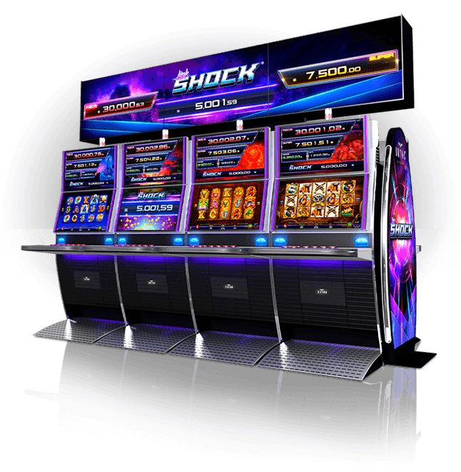 Video Slot - Link Shock