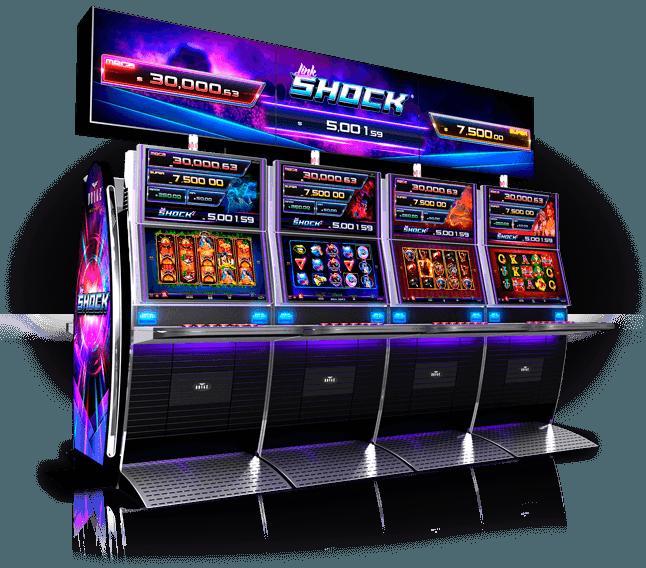 Video Slot - Link Shock 2