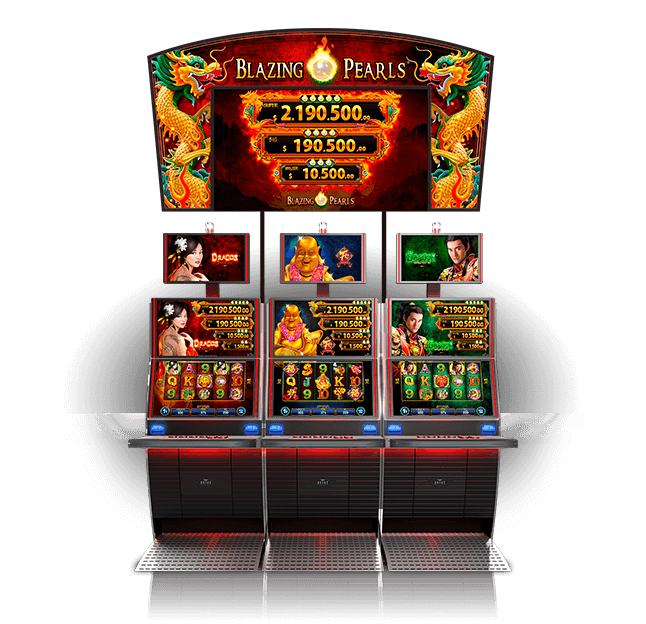 Blazing Pearls - Multigame LAP