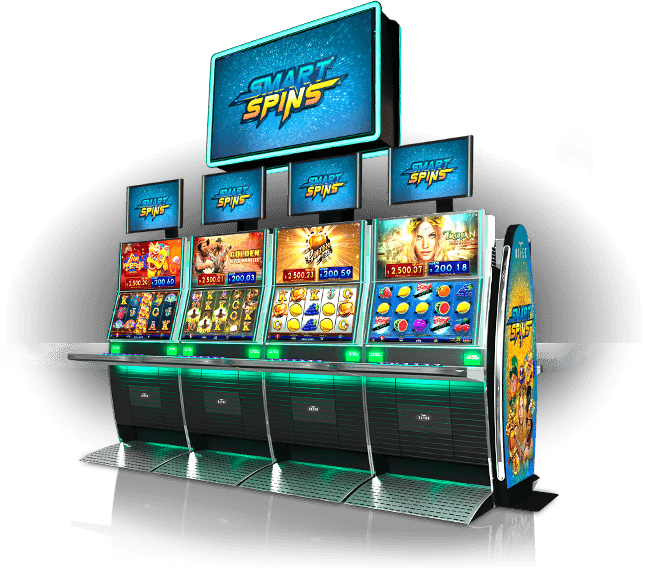 Multigame Standalone - Smart Spins