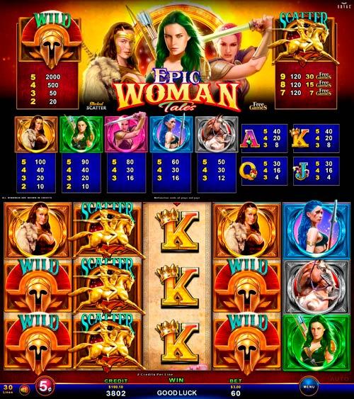 Epic Woman Tales