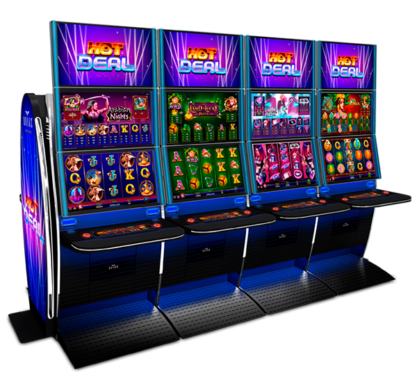 Video Slot - Multigame Standalone - Hot Deal