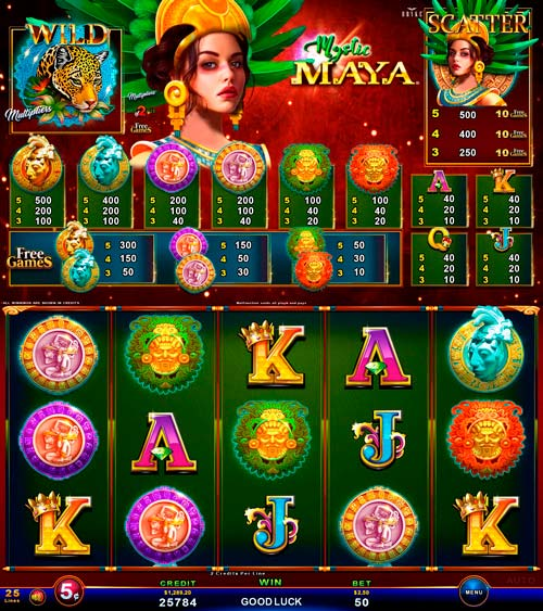 Mystic Maya
