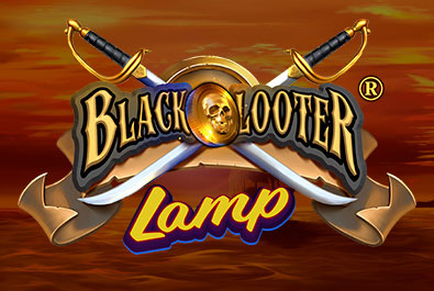 Black Looter Lamp