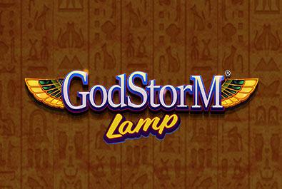 God Storm Lamp