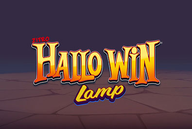 Video Bingo - Hallowin Lamp