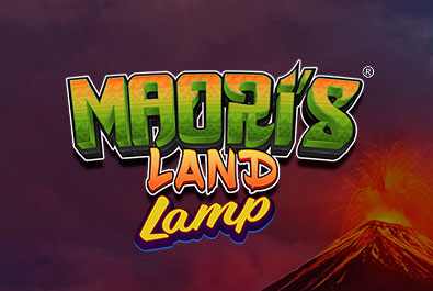 Video Bingo - Maori Land Lamp