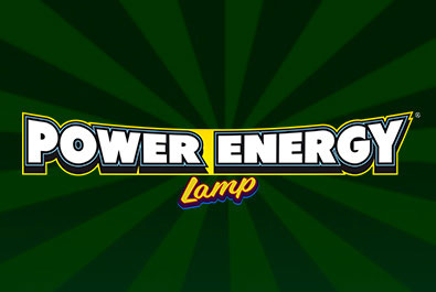 Video Bingo - Power Energy Lamp