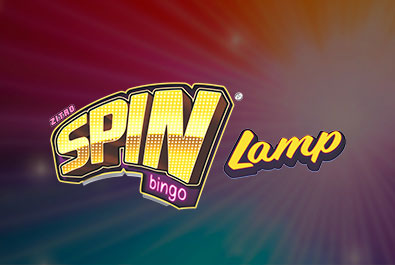 Video Bingo - Spin Lamp