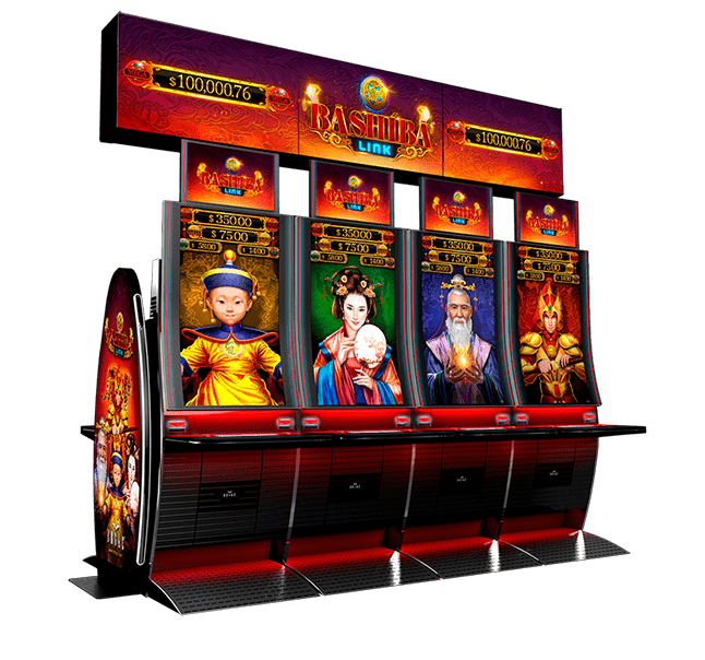 Video Slot - Bashiba Link